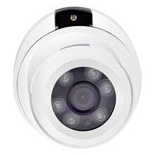 цена на 5MP SONY326 Sensor Surveillance Indoor AHD Camera Vandalproof Security Infrared Camera Night Vision Mini Dome CCTV Camera