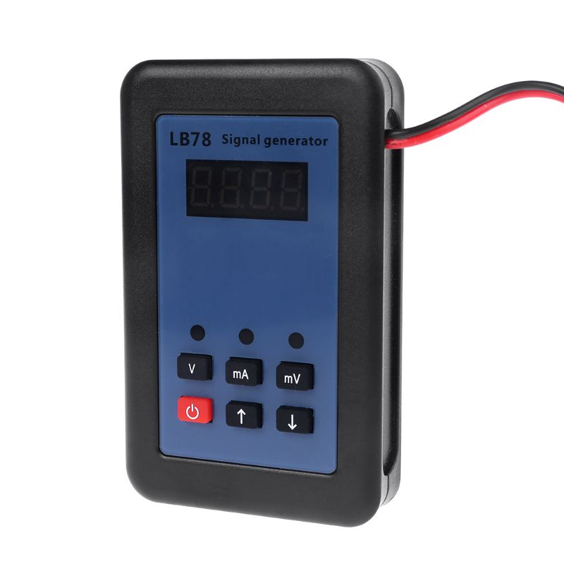 4-20mA/0-10 V/mV générateur de Signal de tension de courant testeur de Signal de calibrateur de Source de Signal - 5