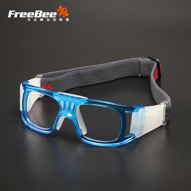 b5e6ddab64 Outdoor Sports Basketball Player Protective Glasses Anti Explosion Goggles  Football Eyewear Soccer Swim Glass fits Myopic