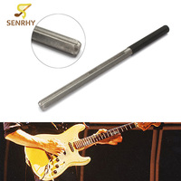 SENRHY Guitar Fret Crowning File Dressing File With 3 Size Edges Professional Luthier Tools Stringed Instrument