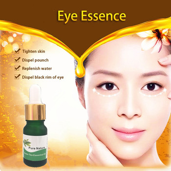 Chinese medicine big eyes essential oil constringe large double fold accrescent 100% natural Green Tea extract 0 shipping fee Essential Oil