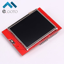 2.4 дюймов TFT LCD Сенсорный Экран Щит для Arduino UNO R3 Mega2560 ЖК-Модуль Табло