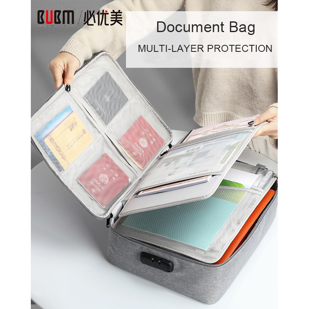 Gili Watercolor Distant Castle Travel Passport /& Document Organizer Zipper Case