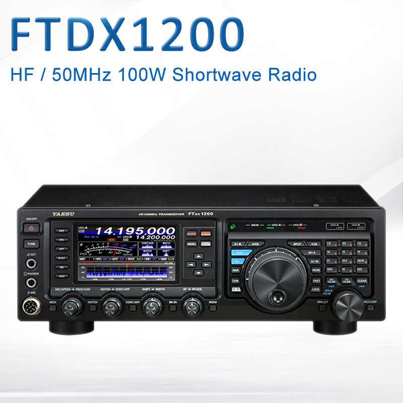 Detail Feedback Questions about YAESU FTDX1200 Shortwave HF