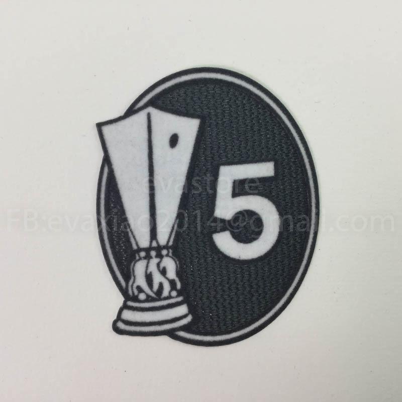 trophy 5 times europa league 2016 sevilla champion patch patch soccer patch soccer badge cloth patch champions patch cloth patchpatches patches aliexpress trophy 5 times europa league 2016