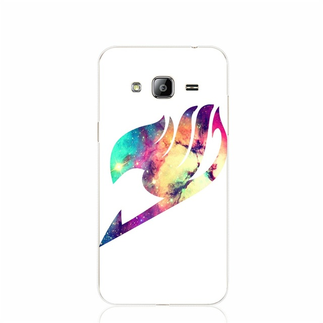 Fairy Tail Bright Emblem Samsung Case