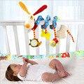 Симпатичные Спираль Активности Коляска Автокресло Детская Кроватка Токарный Висит Детские Play Travel Toys Новорожденный Погремушки Infant Toys