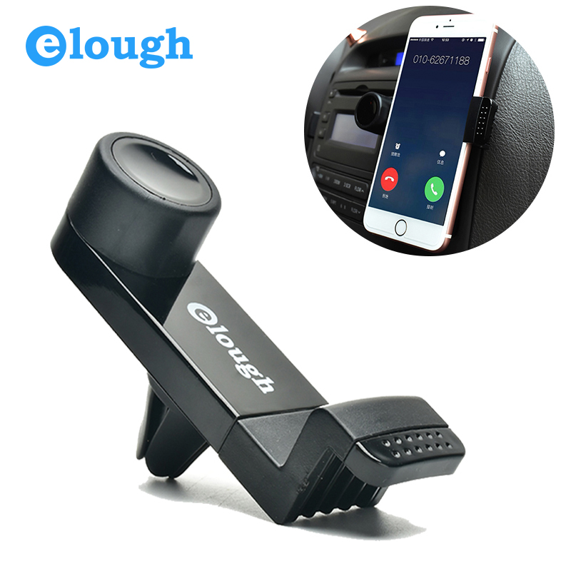 Elough Car Phone Holder For iPhone 6 Samsung Mobile Phone