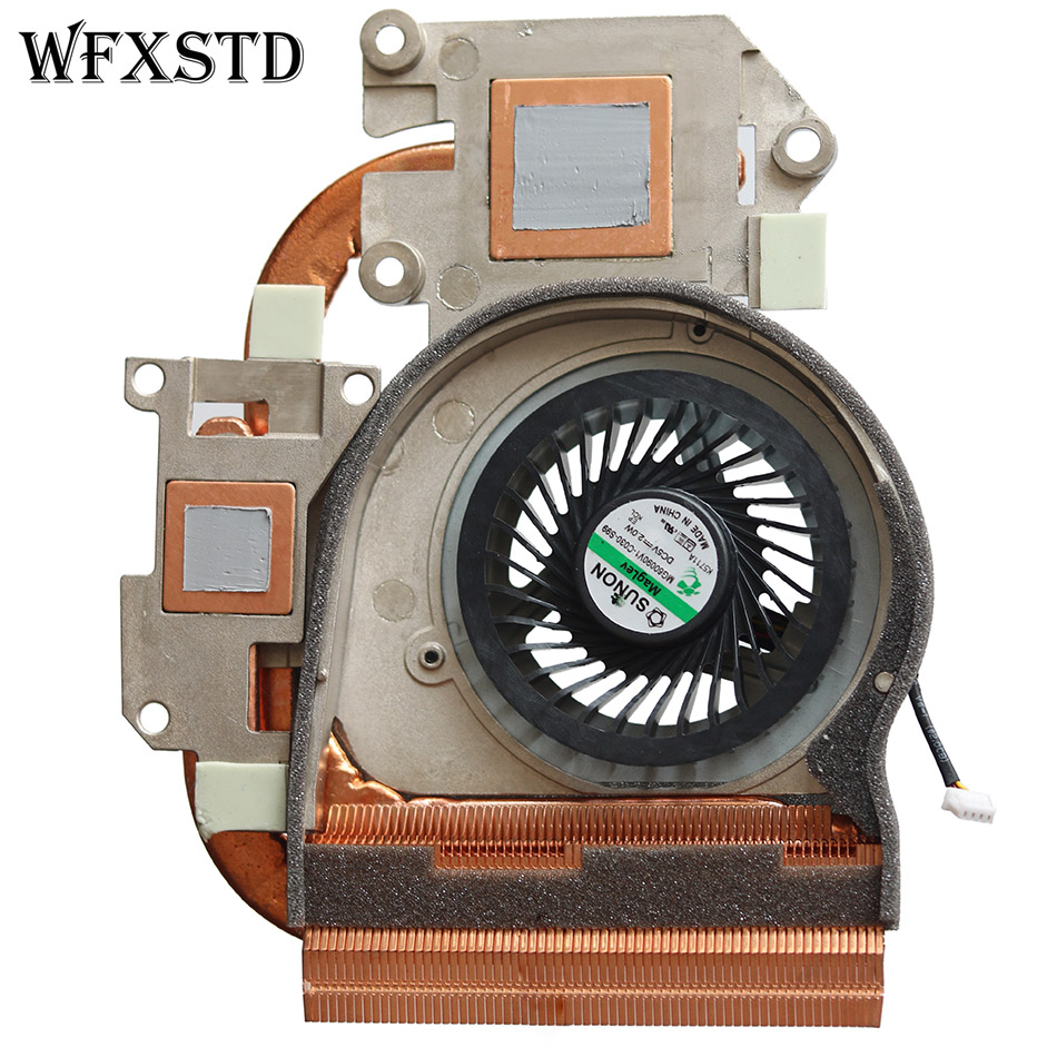 New Original Cooling fan For IBM Lenovo Thinkpad Y470 Cooler Radiator Heatsink & Fan Free shipping new original for lenovo thinkpad t400 heatsink cpu cooler cooling fan cooler discrete graphics system 45n6144 45n6145