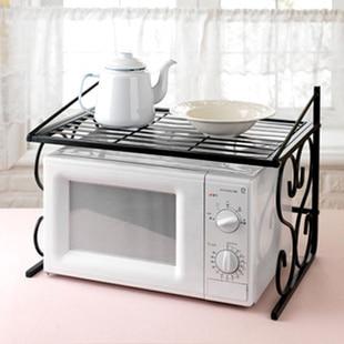 Perdita Burst ferro forno a microonde IKEA cucina rack di ...