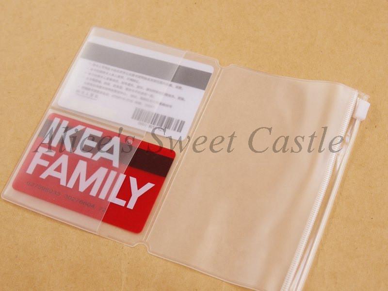 аксессуар ноутбука пвх сумка на молнии для путешественника карты покер мешок хранения А5/стандартный/карман/паспорт 4 размер для коровьей дневник
