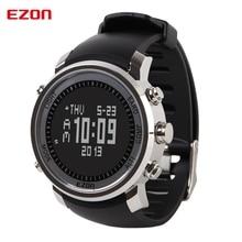 Niohuru Men Watch Compass Barometer Altimeter Multifunctional Hiking Climbing Outdoor Sports Watches Digital Wristwatch H506