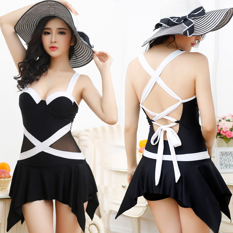 Sexy One Piece Swim Suits May Beach Girls Bikinis Women Womens Suit Wear New Skirt Underwire Push Up Hazy Plavky Damy Badeanzug original for hp touchsmart 23 all in one pc motherboard pn 732130 002 ipshb la 100% test ok