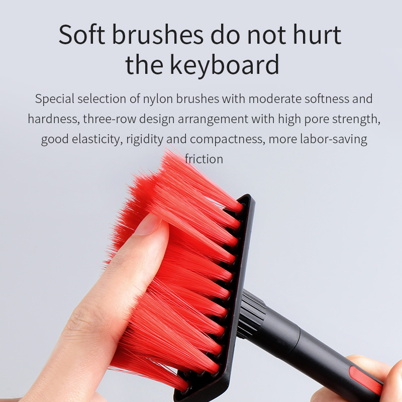 Keyboard-Cleaning-Brush Dust-Removal Gamers Hagibis for 4-In-1 Corner-Gap Multi-Fuction