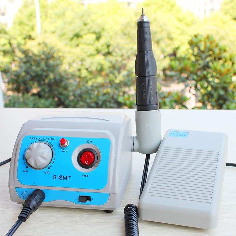 220V 110V New S SMT Micromotor Strong WT 102L font b Brush b font Electric Handpiece