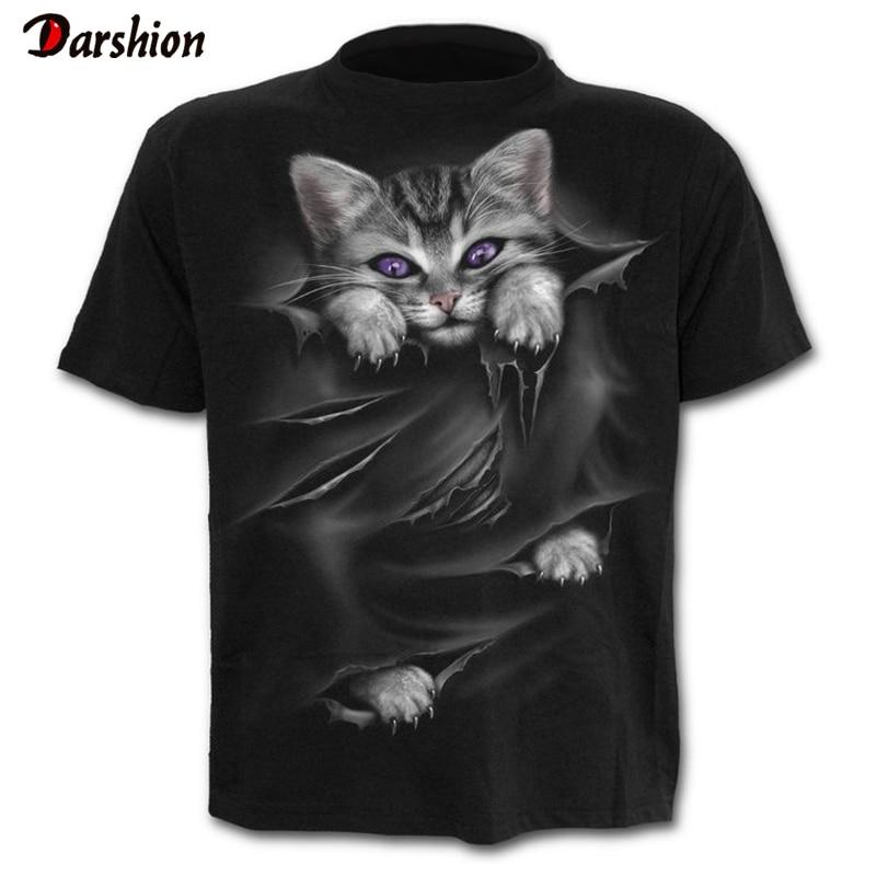 Newest Cat 3D Printed T-shirt Casual Short Sleeve O-Neck Fashion Printed 3D T Shirt Men/Women Tees High Quality Tshirt Hombre