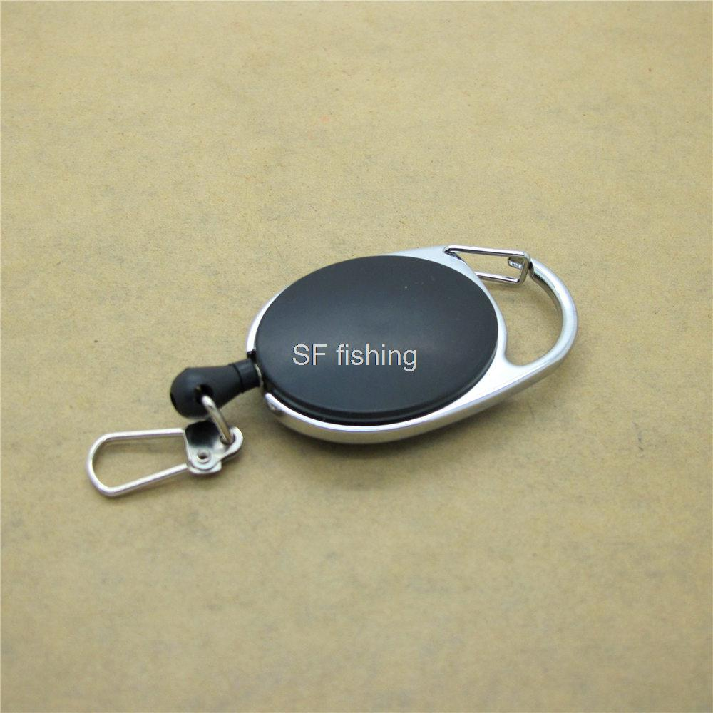 ᓂSanFeng Fly Fishing Zinger Retractor ๏ Tool Tool Clip-On ...