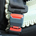 Safety belt buckle Automotive safety supplies Car seat belt buckle latch spot Auto interior parts accessories