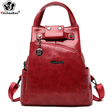 Fashion Women Backpack Shoulder Bag High Quality Pu Leather Women Backpack Large Capacity Anti Theft Backpacks Travel Bags 2019 brand new women backpack large capacity computer bag fashion black bags high quality travel rucksack backpacks
