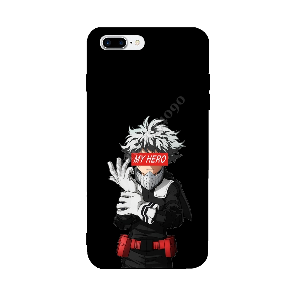 best service 64a39 232aa Hypebeast Midoriya My Hero Academia For Iphone X Case Soft Colorful ...