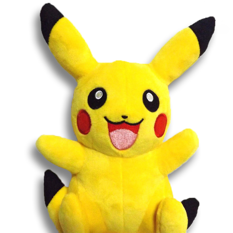 все цены на  Hot Pikachu Plush Toys peluche Cute Soft Toy Children Gift Pocket Monster Anime Pikachu Stuffed Plush Dolls Kawaii Baby Kids Toy  онлайн
