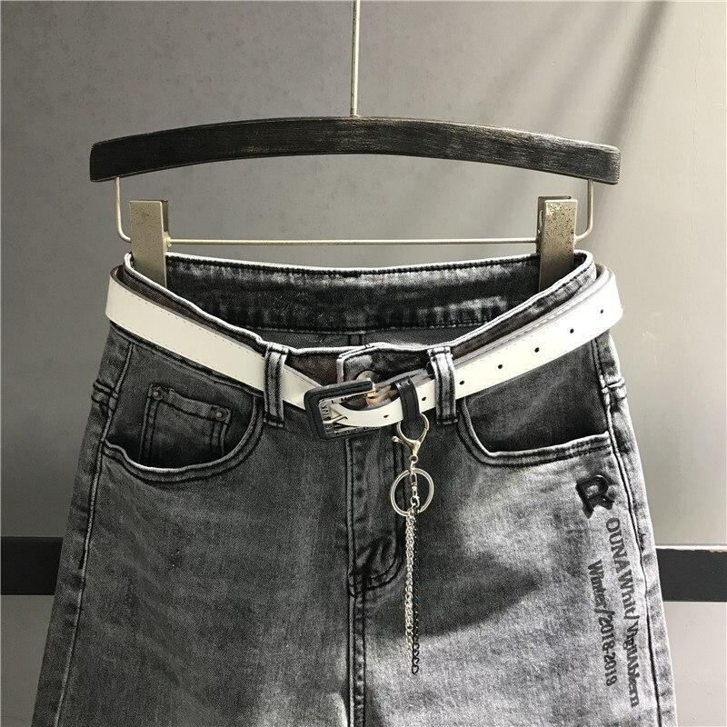 Jeans Noir Lavé Femmes Moulant Stretch Qualité Large Coton Pour Pantalon Supérieure Haute Denim Taille Nouveauté Décontracté K482 dw4aXCqxd