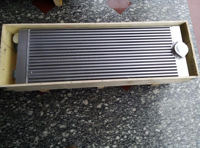 UP5 IR screw compressor parts 19030774 air cooled black air oil cooler все цены