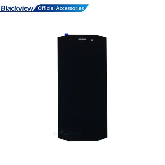 Originale Blackview BV5800 Pro da 5.5 pollici A CRISTALLI LIQUIDI di Tocco schermo di Visualizzazione Dello Schermo TP Schermo Digitizer BV5800 Assemblea Sostituire Del Telefono Mobile