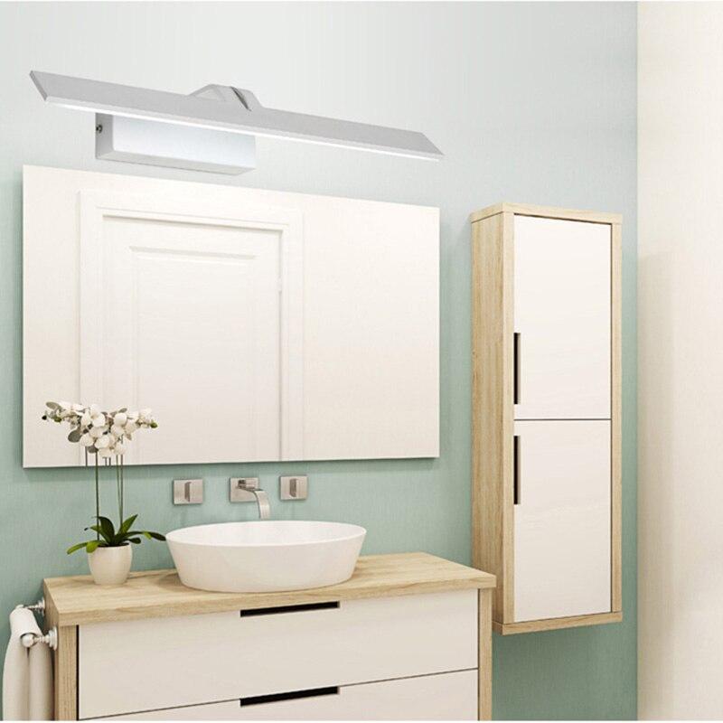 ФОТО 5w 10w 15w Bathroom Lights Wall LED Make-up Lighting Cabinet Mirror Lamp Luminaria Industrial, Cool White / Warm White