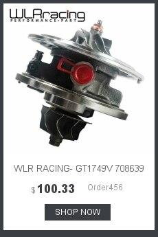 WLR RACING-турбо картридж CHRA для bmw E46 GT1549V 700447-5009S 700447 for318D 320D 520D E46 E39 M47D 2.0L 136HP TBC12
