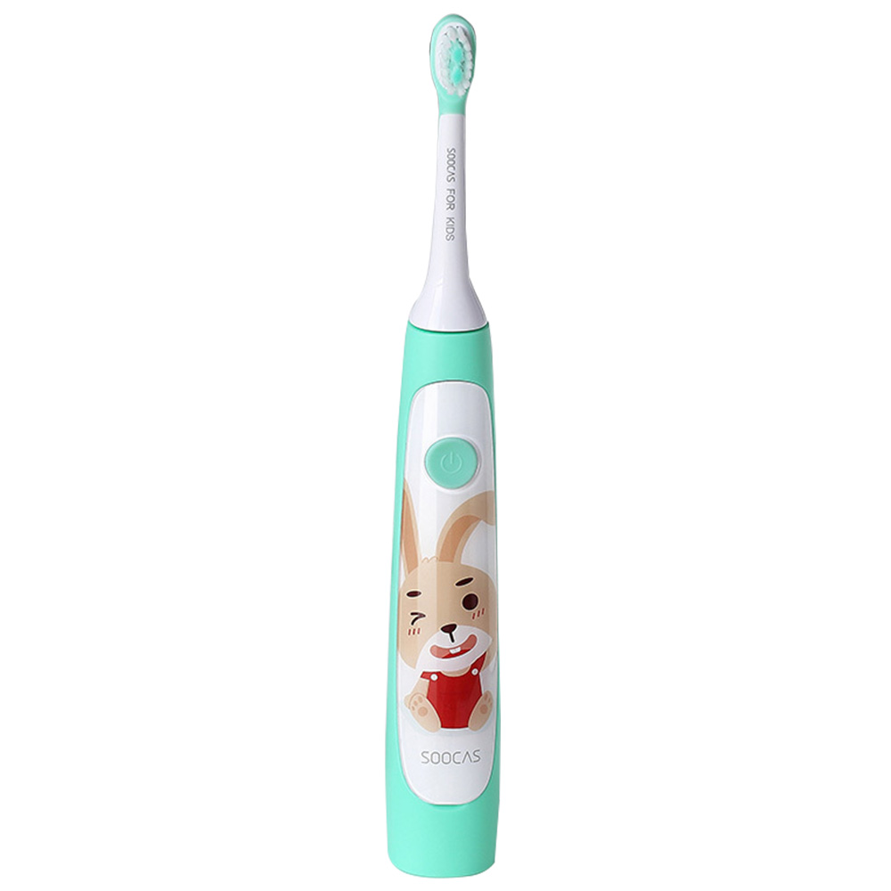 Xiaomi SOOCAS C1 Health Care Monitor Waterproof Sonic Electric For Kid Rechargeable Toothbrush Ultrasonic Toothbrush Dental Care xiaomi mijia soocas x1 soocare electrical toothbrush waterproof rechargeable sonic ultrasonic intelligent dental health care