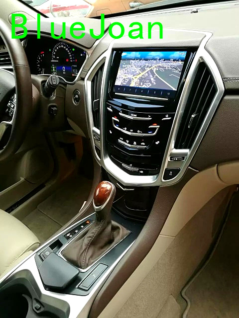 Cadillac touch panel....