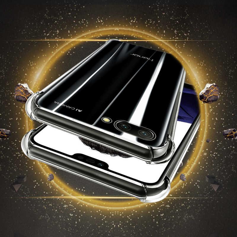 Cassa antiurto Per Huawei Mate20X P20 Lite Compagno 10 6C 20 Pro Lite Nova 3 2i Y9 Airbag Per Honor 8X MAX 9i Nota 10 V9 Gioco Sacchetto