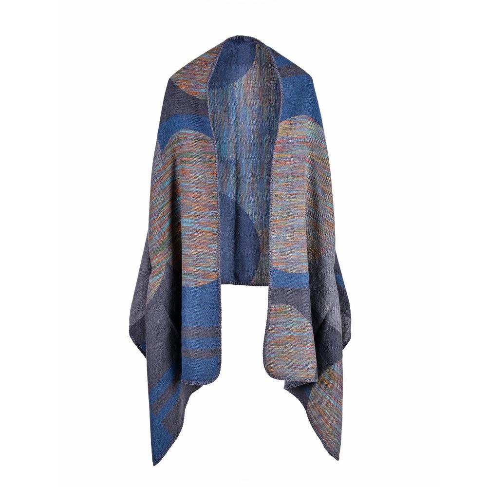 Winter Autumn Women Scarves Fashion Women Scarf Long Wraps Shawls Thick Warm Cotton Cashmere Wool Pashmina Plaid Womens Scarf