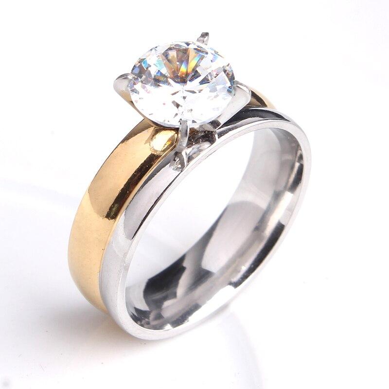 6899205aa0c3 ᗕБесплатная доставка 6 мм цвет золотистый и серебристый в полоску ...