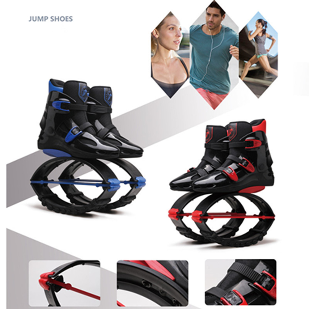 85d4a61361606c Detail Feedback Questions about Kangaroo Jump Shoes Bouncing Stilts Jumping  Boots Fitness Dance Shoe Yoga Adults Fitness GYM Indoor Outdoor Unisex Size  ...