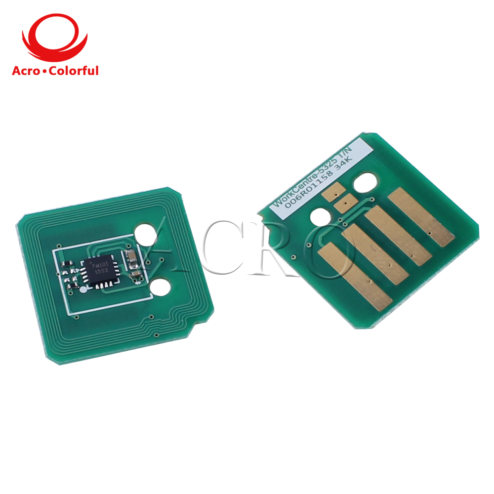 006R01159 laser printer spare parts cartridge reset chip for Xerox WorkCentre 5325 5330 5335 WC 5325 wc5330 wc5335 in Cartridge Chip from Computer Office