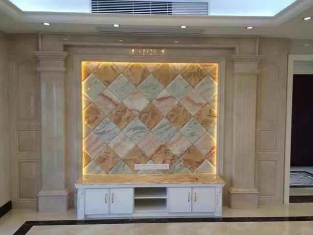 Marble Slab Wall Design Ideas And Photos The Largest Collection Of Interior Decorating