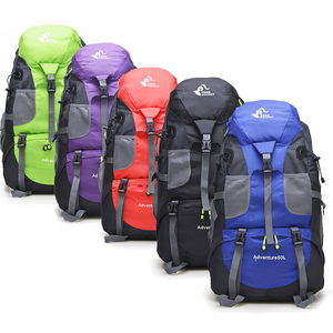 Image 2 - กระเป๋าเป้สะพายหลังอัศวิน50L Camping Hikingกระเป๋ากันน้ำท่องเที่ยวกระเป๋าเป้สะพายหลังMochila Trekkingกีฬาปีนเขา