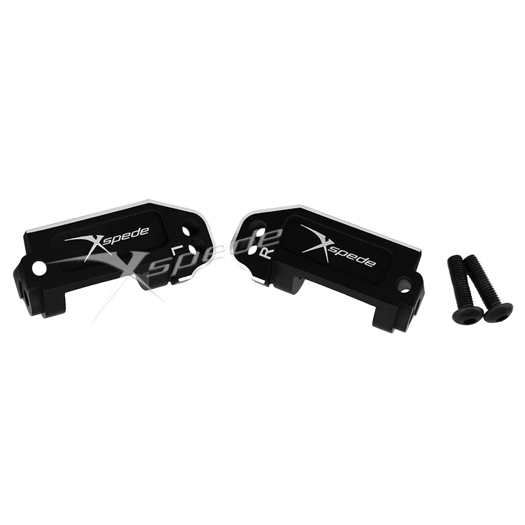 US $35 11 12% OFF aluminum 30deg (stock) caster blocks for the Traxxas  Nitro Slash, Rustler, Slash 2WD, Stampede 2WD-in Parts & Accessories from  Toys