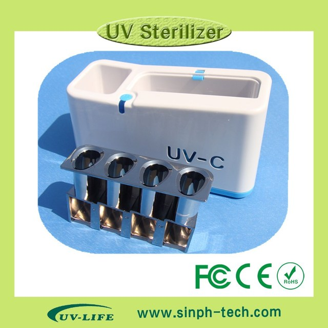 bathroom set uv toothbrush sterilizer