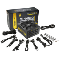 Segotep 800W GP900G Full Modular ATX PC Computer Power Supply Gaming PSU 12V Active PFC SLI Ready 91% Efficiency 80Plus Gold