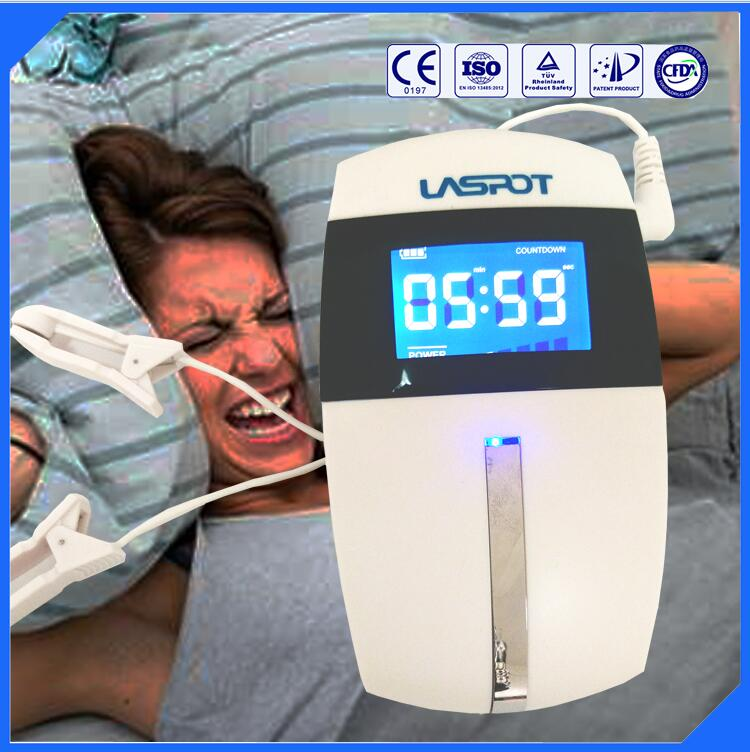 Adjustable intensity CES device more cost-effective than drugs treat insomnia depression migraine headache
