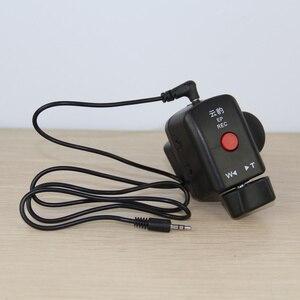 Image 3 - Zoom Remote controls for LANC Panasonic video cameras HC X1 AG UX90 HC PV100 AG AC30 AG UX180 HC X1000 AG AC90 AU EVA1