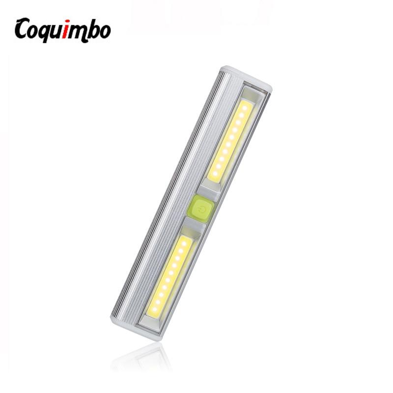 Portable Wardrobe Light LED Wireless Kitchen Lamp Under