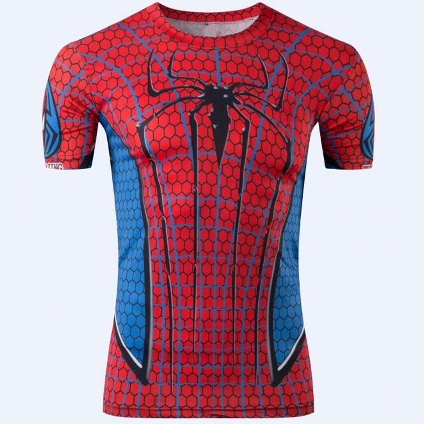 Men Boy Compression Base Layer Tight Top Shirt Under Skin Short Sleeve Gear