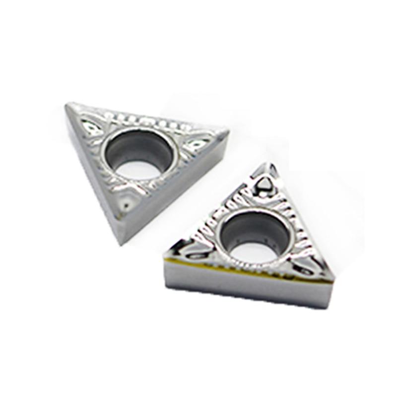 20PCS TCGT16T308 AK H01 TCGT 16T308 Aluminum cutter blade Insert Cutting Tool turning tool CNC Tools