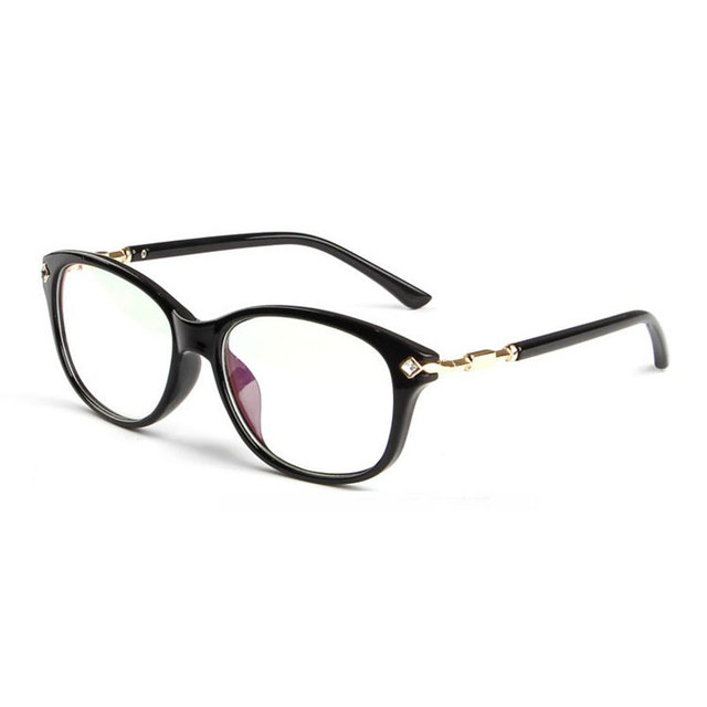 Brand Women\'s Optical Glasses Frame Women Eyeglasses Elegant Optical ...