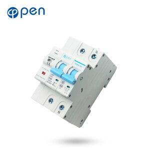 Image 2 - Smart Life 2P 40A รีโมทคอนโทรล Wifi Circuit Breaker/Smart Switch overload, ป้องกันการลัดวงจรสำหรับ Smart home