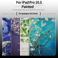 2017 для Apple iPad Pro 10.5 чехол zoyu Роскошные искусственная кожа флип чехол Планшеты Чехол для iPad Pro 10.5 дюймов